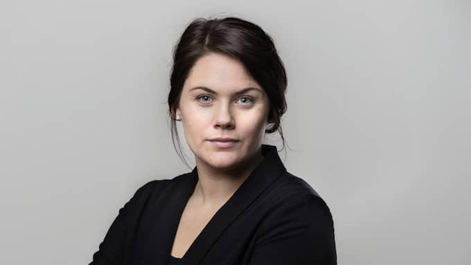 Julia Mjörnstedt Karlsten skriver om hur hon vill ge sina barn samma förutsättningar i livet. Foto: ROBIN ARON