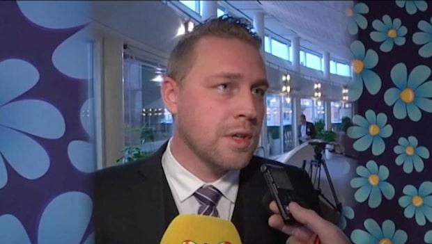Expressen avslöjar – intern kritik mot SD:s Mattias Karlsson