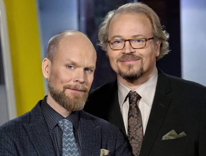 """""""På spåret"""". Foto: Bo Håkansson"""