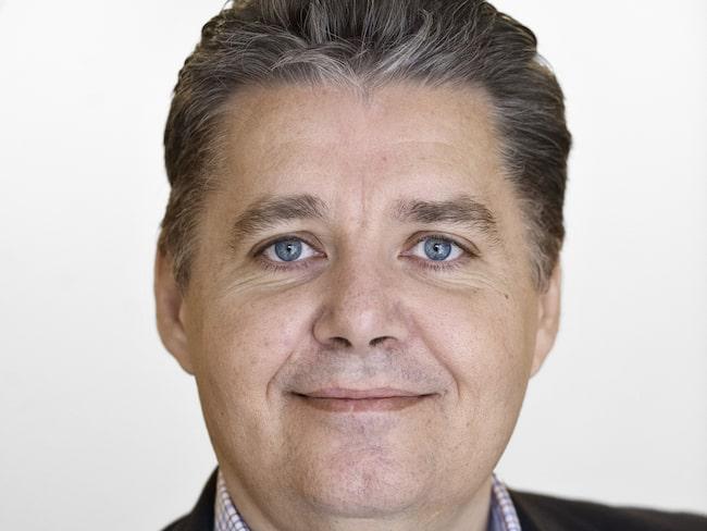 """Gunnar Gislason: """"Det borde inte säljas på vanliga affärer eller bensinmackar där man inte kan få professionell rådgivning""""."""