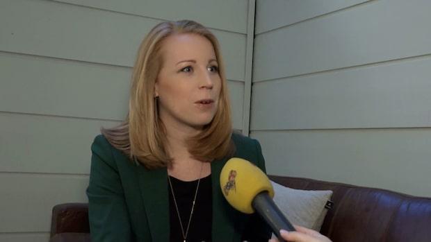 """Lööf efter alliansbråket: """"Man måste kunna skilja på sak och person"""""""