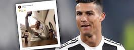 "Ilskan mot Ronaldos bild: ""Den idioten"""