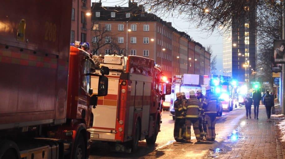 passionerad fnask stor i Stockholm