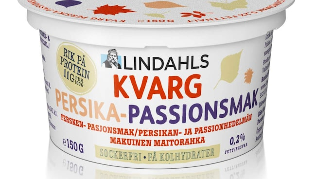 yoghurt utan socker och sötningsmedel