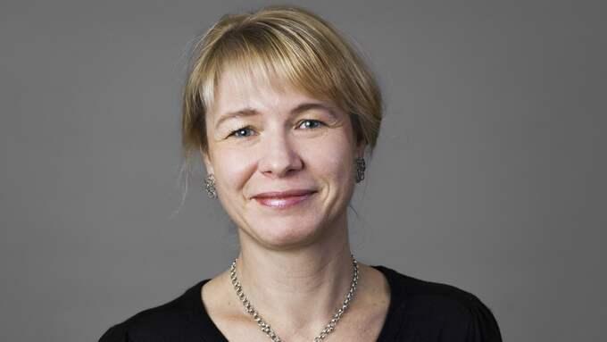 Elisabet Mossberg, ordförande för Lärarförbundet i Göteborg. Foto: JOHANNA HANNO