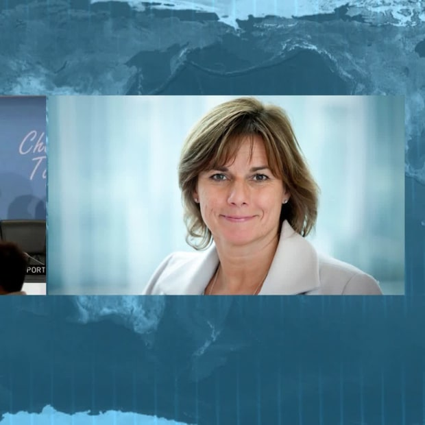 """Isabella Lövin om avtalet: """"Är nöjd att man kom överens"""""""