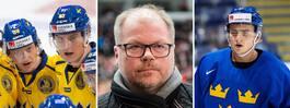 """Sportchefen om NHL-lån:  """"Då kommer vi att agera"""""""