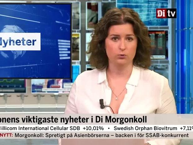 Di Morgonkoll: Nytt teknikras i USA, Microsoft varnar för politiska hackare