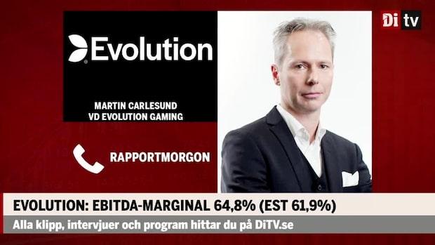 """Martin Carlesund vd Evolution Gaming: """"Haft fler releaser än någonsin"""""""