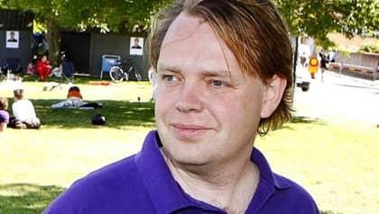 Rick Falkvinges Piratpartiet kommer att sköta driften och säkerheten av Wikileaks nya servrar. Foto: Cornelia Nordström