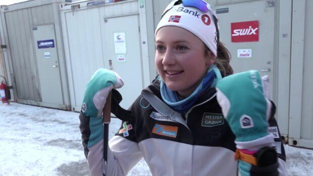 """Norska längdsstjärnan:  """"Jag hoppas Stina hinner till VM"""""""