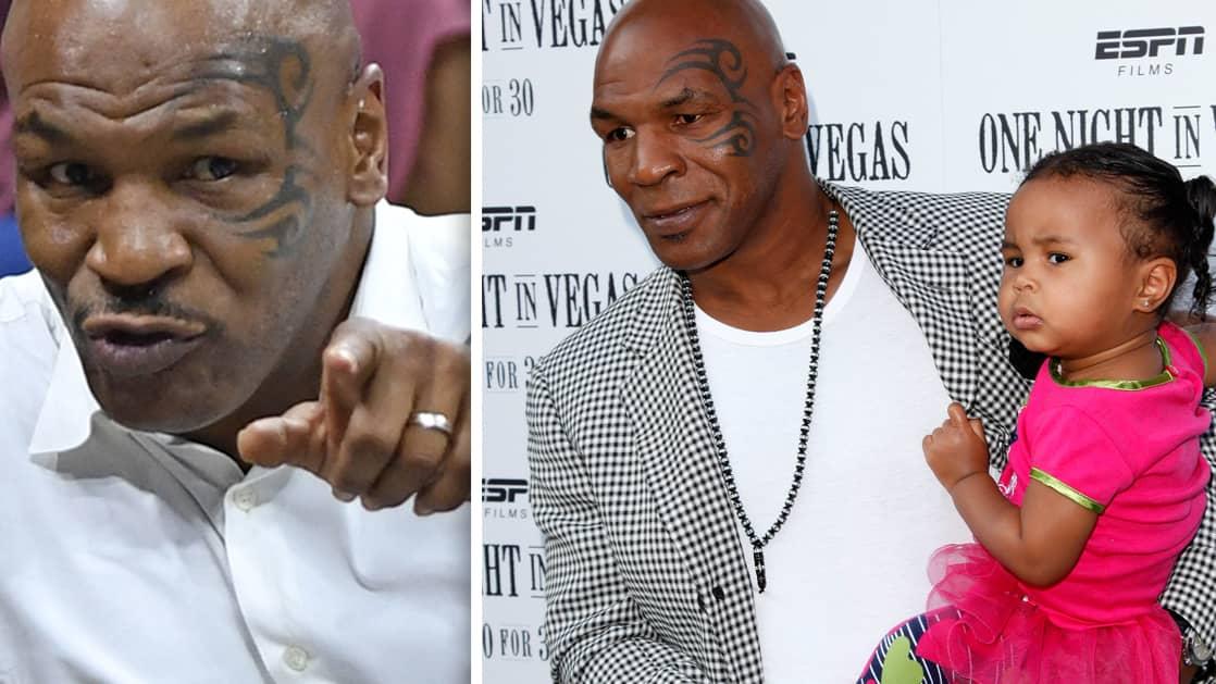 Tysons dotter avled