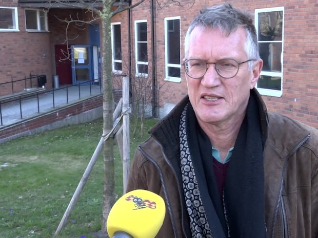 """Tegnell om corona på äldreboenden: """"Norge testar betydligt mer"""""""