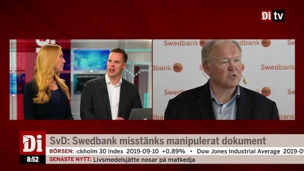 """Wendel om Göran Perssons aktier i konkurrenten: """"Sälj dem Göran"""""""