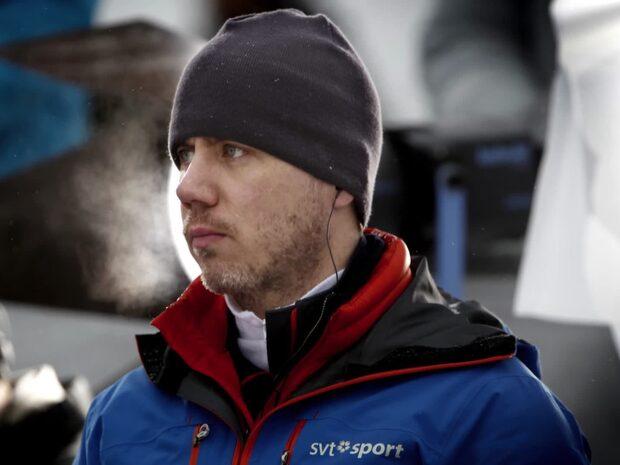 Skidikonen Per Elofsson har drabbats av en stroke