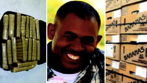 Kartell smugglade kokain till Sverige – i bananlådor