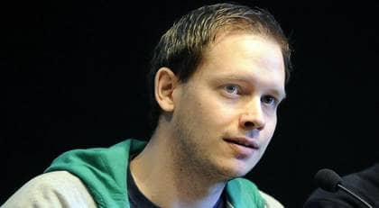 Peter Sunde. Foto: Jan Düsing