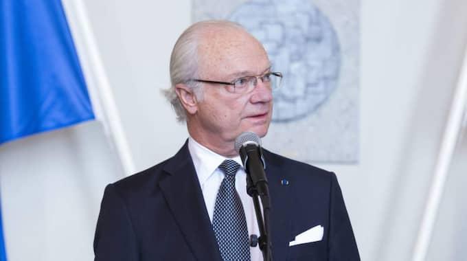 """""""Som Sveriges statschef vill kungen självklart bidra till att finna en lösning i den uppkomna situationen"""", uppger kungahusets presschef Margareta Thorgren. Foto: David Sica"""