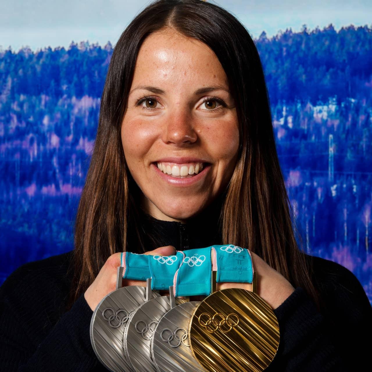 4. Charlotte Kalla