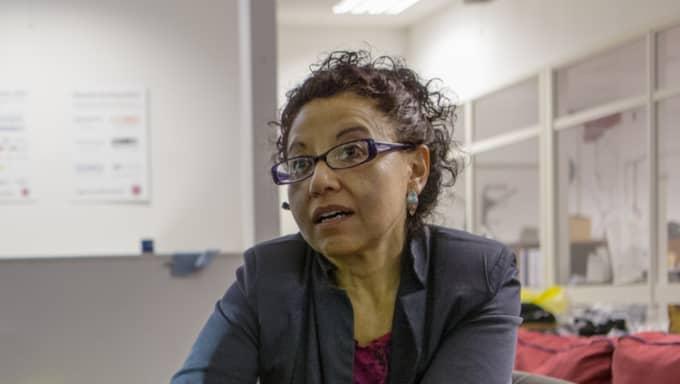 Veronica Morales är kommunens högste chef för integration. Nu byter hon sida. Foto: Henrik Jansson