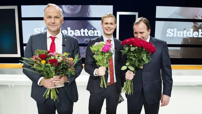 Vänsterpartiet drev igenom reformen som givit alla barn i Sverige upp till 18 år gratis medicin. Foto: ANNA-KARIN NILSSON