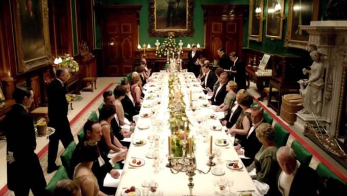 """Den brittiska tv-serien """"Downton Abbey"""" sände sitt sista avsnitt för bara några månader sedan. Foto: Supplied By Lmk Media / SUPPLIED BY LMK MEDIA/ALL OVER P LANDMARK MEDIA LT"""