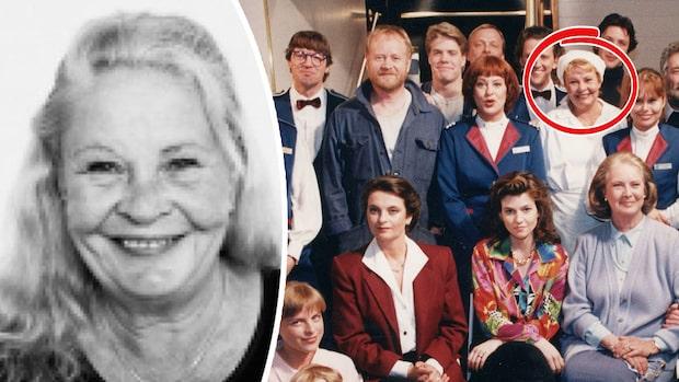 Skådespelaren Wallis Grahn är död
