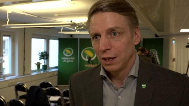 """Per Bolund om Swedbank: """"Behöver vara mer transparent"""""""