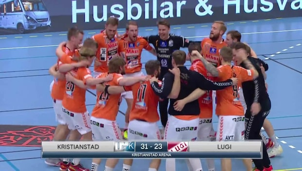 Highlights: Kristianstad-Lugi