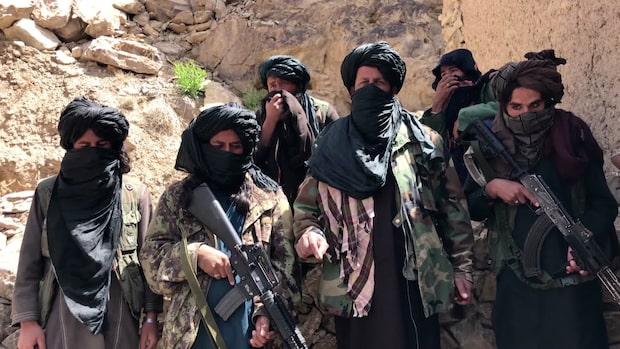 """Talibanbefälet """"Vi vill nå ut i världen med koransk lag"""""""