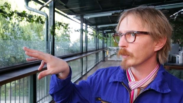 Johan Widerberg om sin psykiska ohälsa