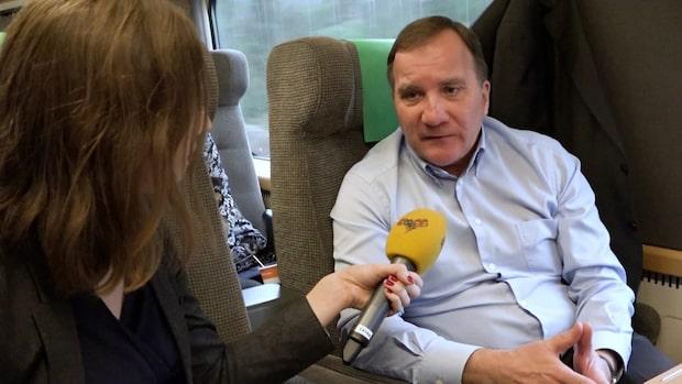 Stefan Löfvens klimatsvar – på två minuter