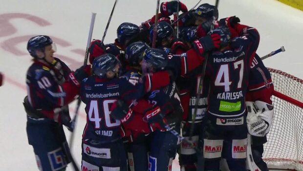Höjdpunkter: Linköping-HV71