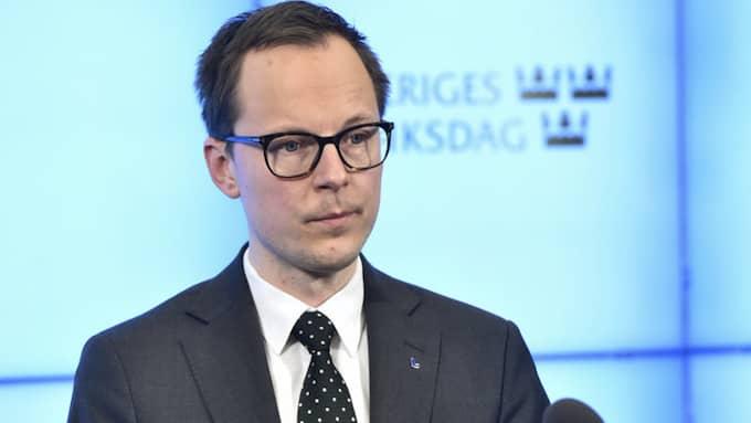 Mats Persson (L), ekonomisk-politisk talesperson för Liberalerna. Foto: NOELLA JOHANSSON / TT