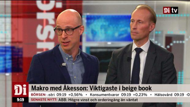 Makro med Åkesson: Viktigaste i beige book