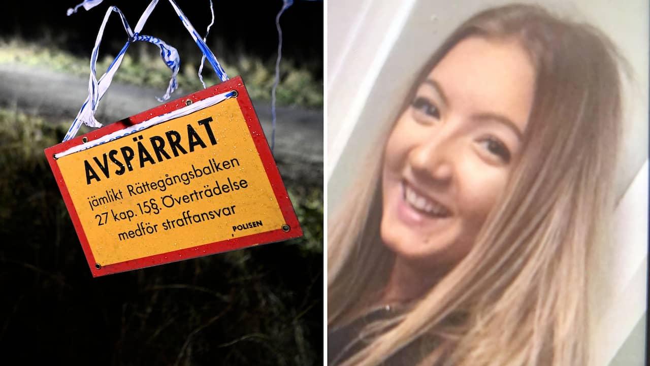 Wilma, 17, fortfarande borta polisen sker p - Expressen