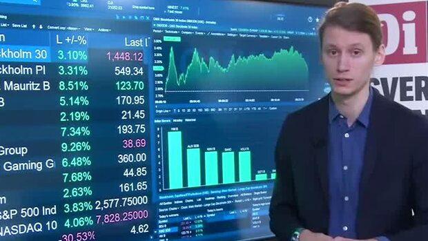 Marknadskoll: H&M och Kinnevik bland vinnarna