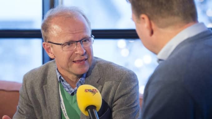 Mikael Oscarsson, KD. Foto: Sven Lindwall