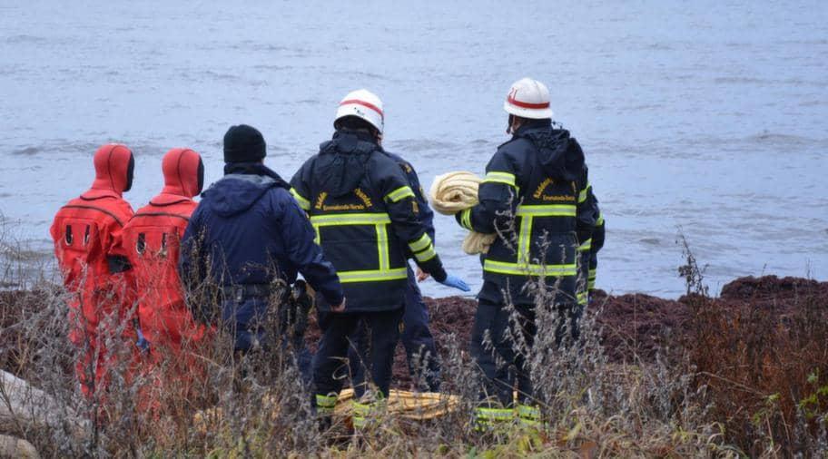 Kvinna hittad dod manlig bekant i forhor