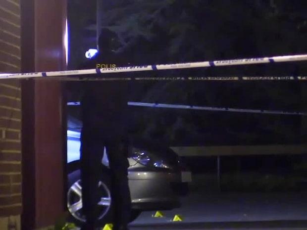 """Polisen efter skottlossningen: """"Vi har ingen misstänkt"""""""