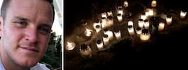 Robin, 29, var på väg  hem – dog i älgkrasch