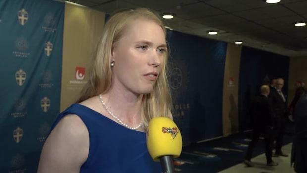 """Hedvig Lindahl: """"Han borde få priset"""""""