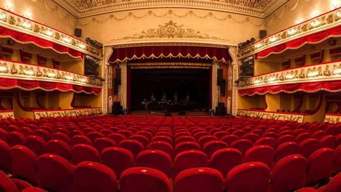 Ej bild från den utpekade teatern. Foto: Shutterstock.