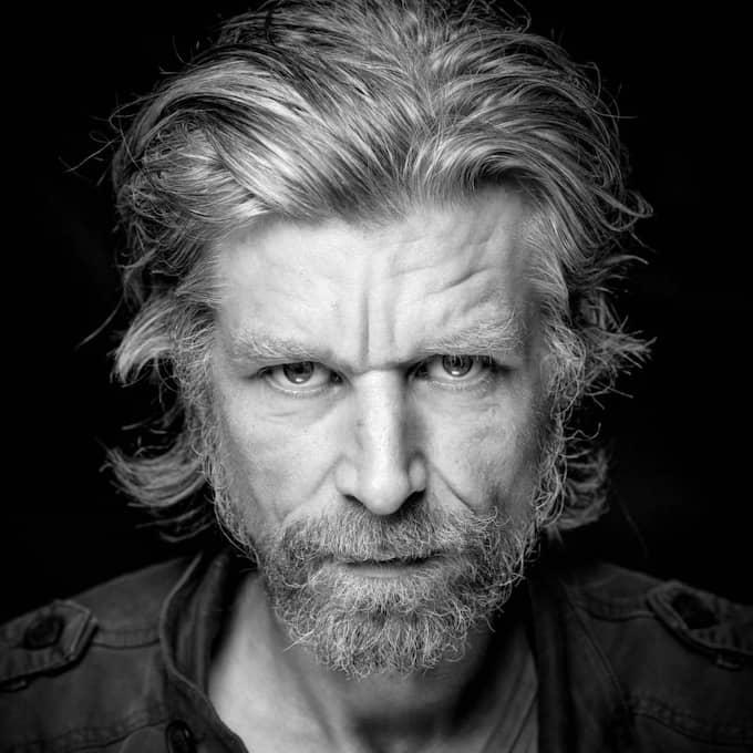 Karl Ove Knausgård. Foto: André Løyning
