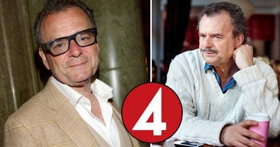 Steffo Törnquist till akuten efter kläm i ischiasnerven