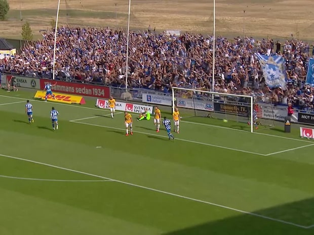 Höjdpunkter: Falkenbergs FF-IFK Göteborg
