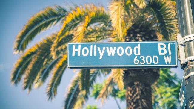 Sightseeingturer bland filmstjärnornas hus i LA, rundturer i stora filmstudios och att se filmstjärneavtrycken i trottoaren längs Hollywood Boulevard är populärt.