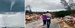 Flera döda i tornado i USA