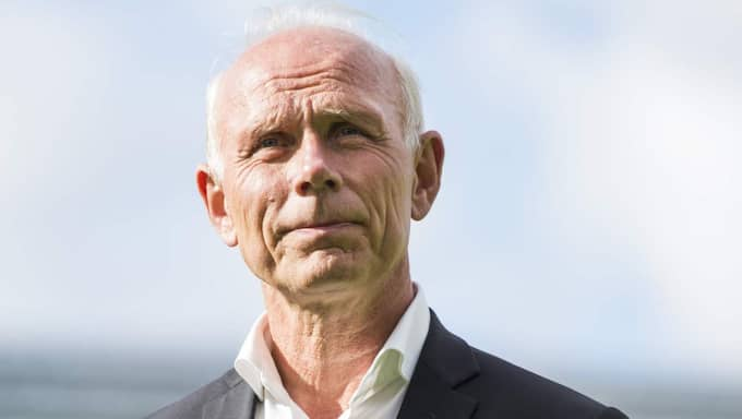"""""""Jag känner djup besvikelse,"""" säger Dennis Andersson till GP. Foto: Daniel Stiller / Bildbyrån"""