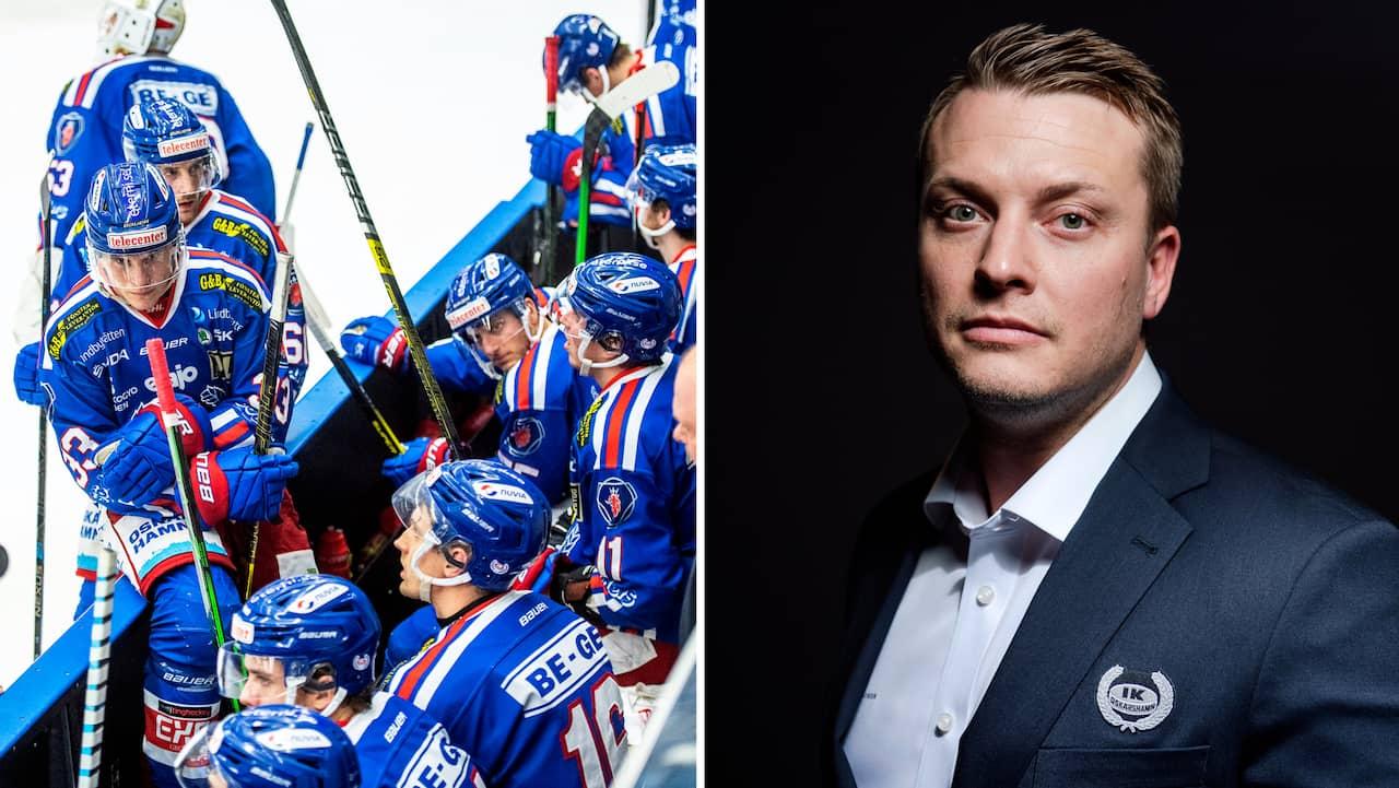 AVSLÖJAR: Sportchefen tvingas lämna Oskarshamn - får gå efter ett år på posten